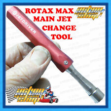 Go Kart Rotax KZ Main Jet Driver Hold Remove & Fit Tool Choose Your Colour