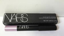 NARS Velvet Matte Lip Pencil Tender Night, NIB Genuine
