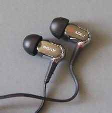 Used Sony XBA-2 In-Ear Stereo Headset earphones