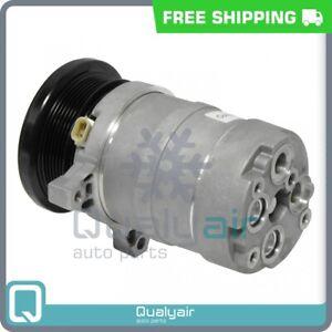 AC Compressor Fits Chevrolet Astro GMC G10 G20 G30 G1500 G2500 G3500 R57969