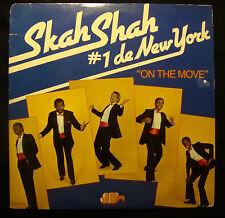 Skah Shah #1 de New York – On the Move – JD 1839-2 – 1983