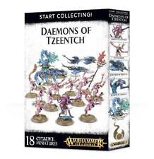 Start Collecting - Daemons of Tzeentch