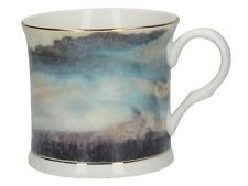 Fine bone china mug gold rimmed Lustre Creative Tops Palace Mugs
