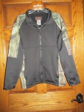 Yukon Gear Break-up Infinity Camo & Black Hunting Jacket M Mens Water Proof
