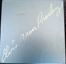 Elvis Presley, Elvis Aron Presley 8 LP Box set Limited Numbered Edition/ Booklet