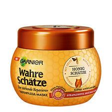 (15,70€/L) 300ml Garnier Wahre Schätze Honigschätze Reparierende Maske
