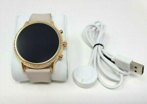 Fossil FTW6054 Gen 5 Smartwatch Julianna HR Blush Rose Gold FREE PRIORITY SHIP!