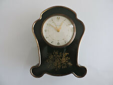 Ancien réveil, pendulette, horloge SWIZA 7 Jewels Swiss Made - Clock Uhr Vintage