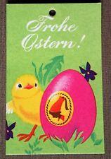 Vintage Werbung Original Julius Meinl Mohr: Ostern, 1960