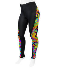 ATD Women's Rio Cycling Tight Padded Bike Tights Leggings US Made