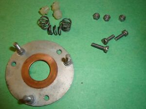 2F(2350) Jaguar Mk10,S,420,MK2 Horn Push Contact Plate with Mounting Hardware