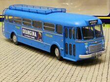 1/87 Ree Modeles Renault R4190 Bus blau Orangina CB-126
