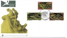 South Africa 1973 FDC 27 Wolraad Woltemade Rescue