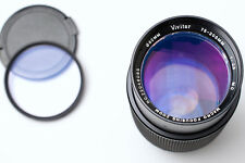 Vivitar 75-205mm f/3.8 MC Macro Focusing Zoom Lens Minolta MD Kino READ (#2176)