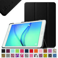 For Samsung Galaxy Tab A 9.7 SM-T550 Slim Shell Case Stand Cover Auto Sleep/Wake