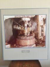 Mid Cetury Kodak Machinery Speed Etkacolor Vintage Photo Rick Warner