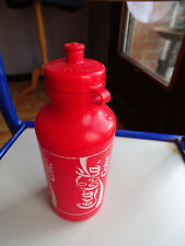 COCA COLA ancien rare Bidon Water Bottle Original Made in France T.A Cycling 91