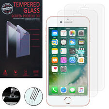 2 Films Verre Trempe Protecteur Protection pour Apple iPhone 7 4.7""
