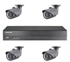 Samsung 1080P Full HD Aire Libre Impermeable sistema de seguridad CCTV Hogar Tienda Kit