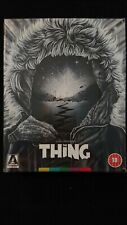 THE THING Limited Edition, OOP Arrow Video Blu-Ray (NEW & SEALED)