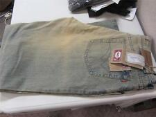 MEN'S CHARLIE OUTLAW JEANS -36 X 31 - NEW WITH TAGS- DUSTY LIGHT BLUE