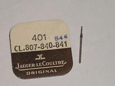 Jaeger Lecoultre winding stem 807 840 841 tige de remontoir original part 401