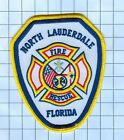 Fire Patch - North Lauderdale Florida