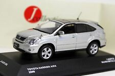 1:43 TOYOTA Harrier Airs 2006 Kyosho JC42009BE