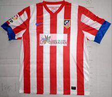 BNWT Camiseta Nike Atlético Madrid 2012-13 maglia trikot COSTA shirt Azerbaijan