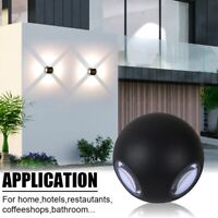 AUGIENB Home LED Wall light Indoor 360° Rotation Adjustable Sconce Lamp