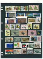 Q.E II.COMMONWEALTH LOT TO SORT MM/MNH.SETS,MINI SHEETS,HIGH VALUES SEE PICTURES