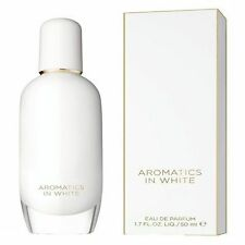 AROMATICS IN WHITE BY CLINIQUE 1.7 oz / 50 ml EAU DE PARFUM SPRAY WOMEN SEALED