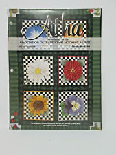 New listing Vintage February March 1998 Atha Issue 109 Rug Hooking Newsletter