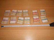 4 Sorten Stuphan Testpapier pH 5, 6, 9 und pH 25, insg. ca. 2400 Teststreifen