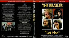 The Beatles – Let It Be Premium Collectors Edition Vintage 1970 2 Blu-Ray Discs