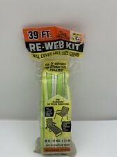 Re-Web Kit 39 Ft. 2 1/4 Width Will Cover Full Chair