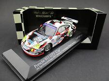 Porsche 911 GT3 Cup * 24h Spa 2005 * Limitiert * Minichamps * 1:43 * OVP * NEU