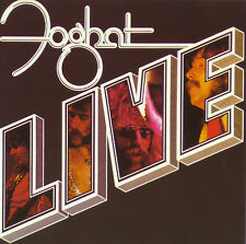 CD - Foghat - Live - A704 - RAR