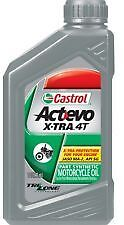 New listing Castrol Part Synthetic Oil 20W50 4T 06139