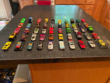 HOT WHEELS AND MATCH BOX LOT OF 50 FREE SHIPPING