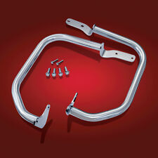 """Show Chrome Accessories 63-137 1 1/4"""" Highway Bars for V Star 650"""