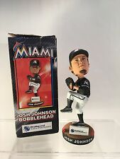 Josh Johnson Miami Florida Marlins Bobblehead MLB SGA NIB