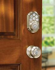 Kwikset SMARTCODE Smart Door Lock - Electronic Keypad. Z-Wave, Smart Key - New!