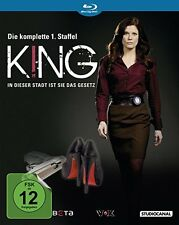 Blu-ray-Box ° King ° Staffel 1 ° NEU & OVP ° BluRay