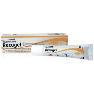 TEN Bausch & Lomb Recugel 10gr  EXP2022/11
