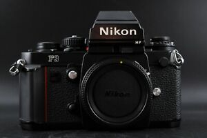 [Near Mint] Nikon F3 HP F3HP SLR 35mm Black Film Camera Body from Japan