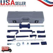 Heavy Duty 18 pcs 13lbs Slide Hammer Dent Puller for Auto Body Repair US Ship