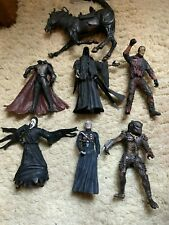 20 ASST HORROR ACTION FIGURES W/ PINHEAD, JASON VOORHEES AND MICHAEL MYERS