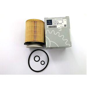 🔥 Genuine Engine Oil Filter for Mercedes-Benz C E CLA GLA GLC SLC SLK Class 🔥