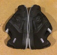 DVS Havoc Size 9 Black Nubuck Deegan BMX DC Skate Moto Brian Deegan Shoes